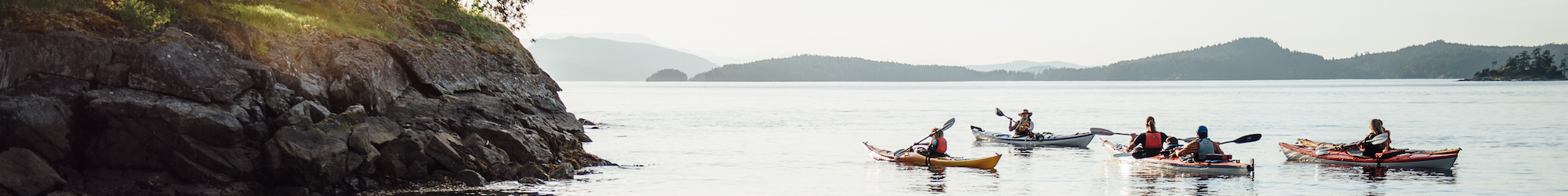 pender island kayak adventures tour