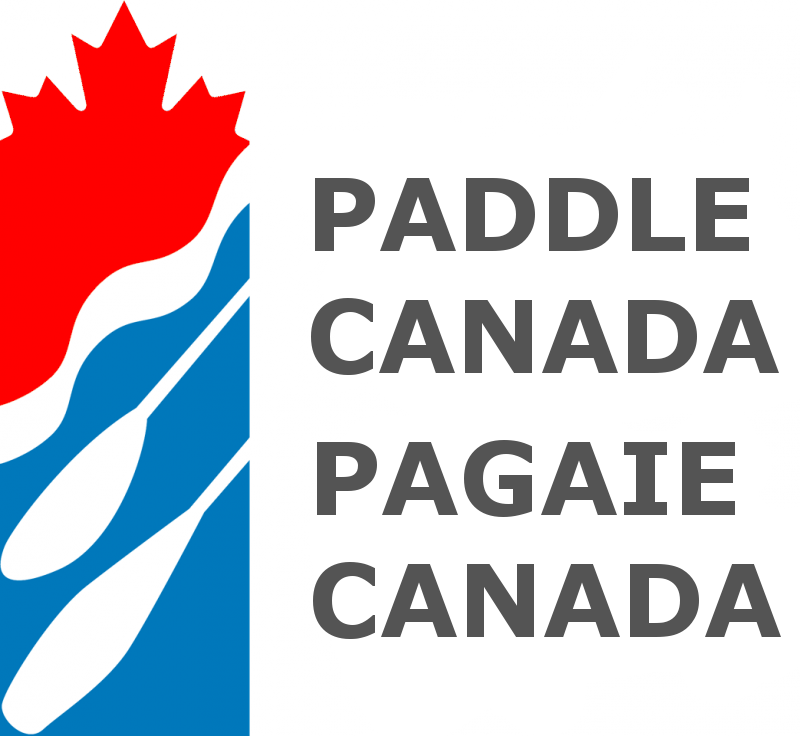 Paddle Canada Logo for Kayak and SUP lessons
